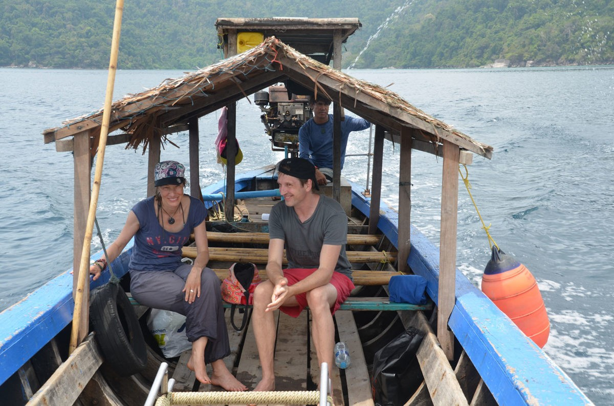 Journey to the Surin Islands