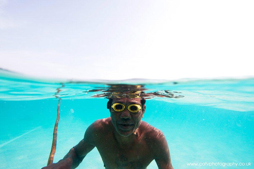 Diving Surin Islands