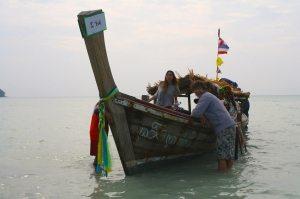 Arrival Moken Islands