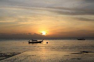 Beautiful Surin Sunset