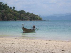 Deserted Andaman Island