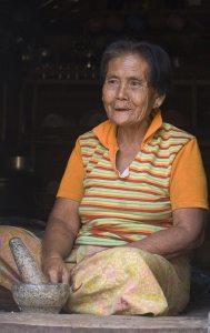Moken Elder