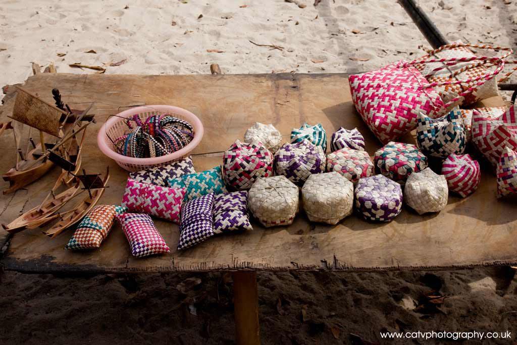 Moken Village Crafts