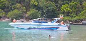 Greenview Speed Boat