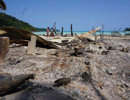 Community Members Call for Patience Amid Rush to Rebuild Moken Village on Koh Surin,
