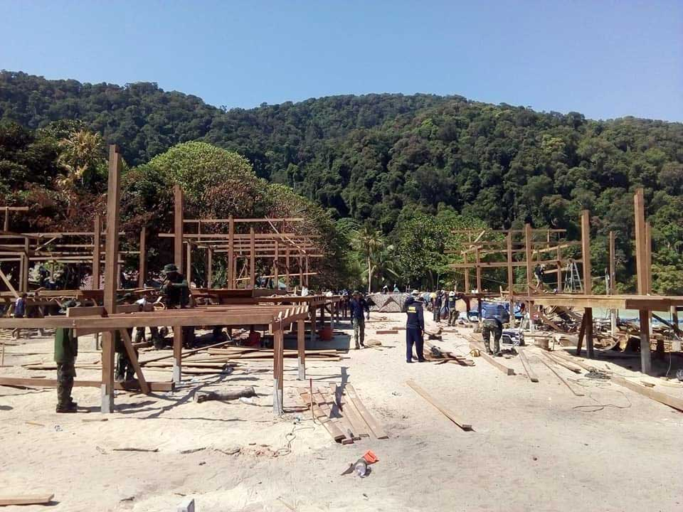 Moken Village fire update day 12