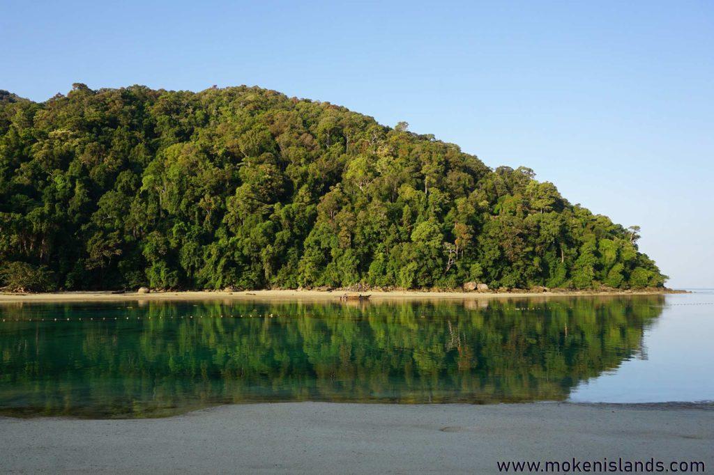 Moken Island news