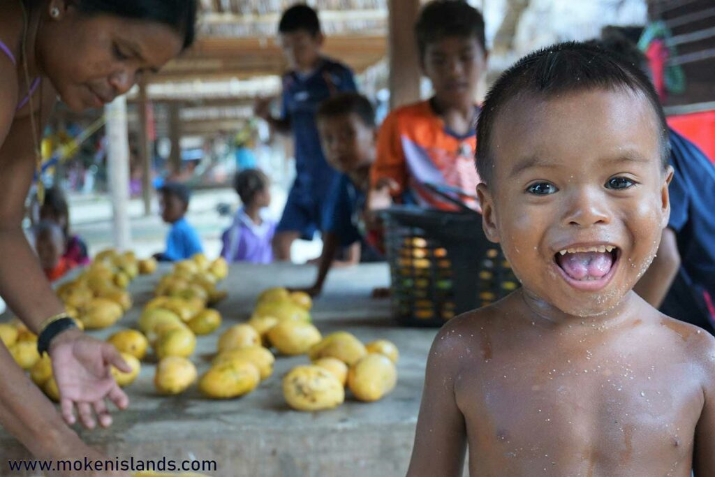 Donate to the Moken people of Surin